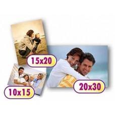 Печать фотографий 10x15